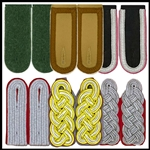 German Shoulder Boards