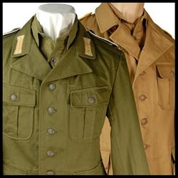 German Tropical Uniforms Heer Luftwaffe