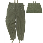 German Reproduction WWII Paratrooper Pants M38 Reproductions
