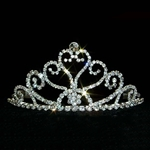 Tall Heart Tiara 172-12578