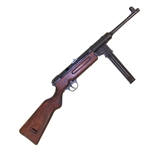 MP41 German Submachine Gun WWII Non-Firing Replica FD1124