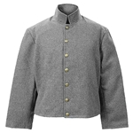 Civil War Shell Jacket Gray Wool