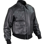 US A-2 Leather Flight Jacket - WWII 760014