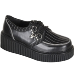 Creeper Zipper Platform Shoes 34-3035