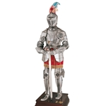 16th Century Engraved Full Armour AA703