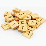 Ash Tile Rune Set 45-RRASH