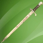 P-1887 Naval Issue Mk III Sword Bayonet 600492