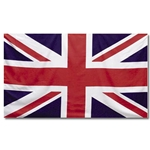 British WWII Union Jack Flag Reproduction 3' X 5'