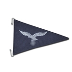 German WWII Luftwaffe Car Pennant