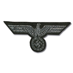German Army Bevo Breast Eagle - WWII Repro - NCO
