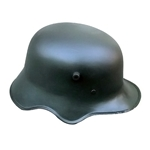 M18 German Cutout Helmet WWI AH-6045