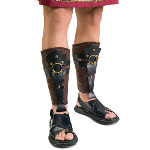 Roman Leg Guards Adult 100-145002
