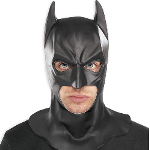 BatmanThe Dark Knight Rises Adult Full Mask 100-149858