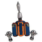 Star Wars Jango Fett Inflatable Jetpack 100-150076