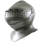 15th Century LARP Great Bascinet DC-358