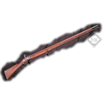 British Brown Bess 1756 Musket Rifle