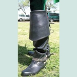 Blackbeard Tall Boots R-001