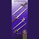Collectors' Edition Spanish Letter Opener