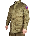 US WWII Paratrooper Jacket - Non Reenforced