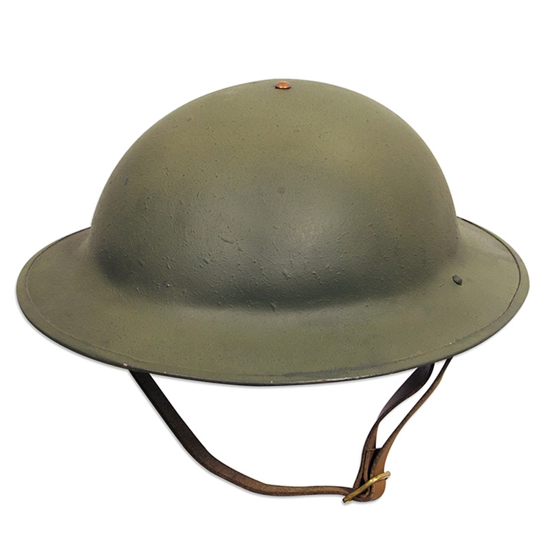 WWI, WWII and Combat Helmets, for Re-enactors and Collectors