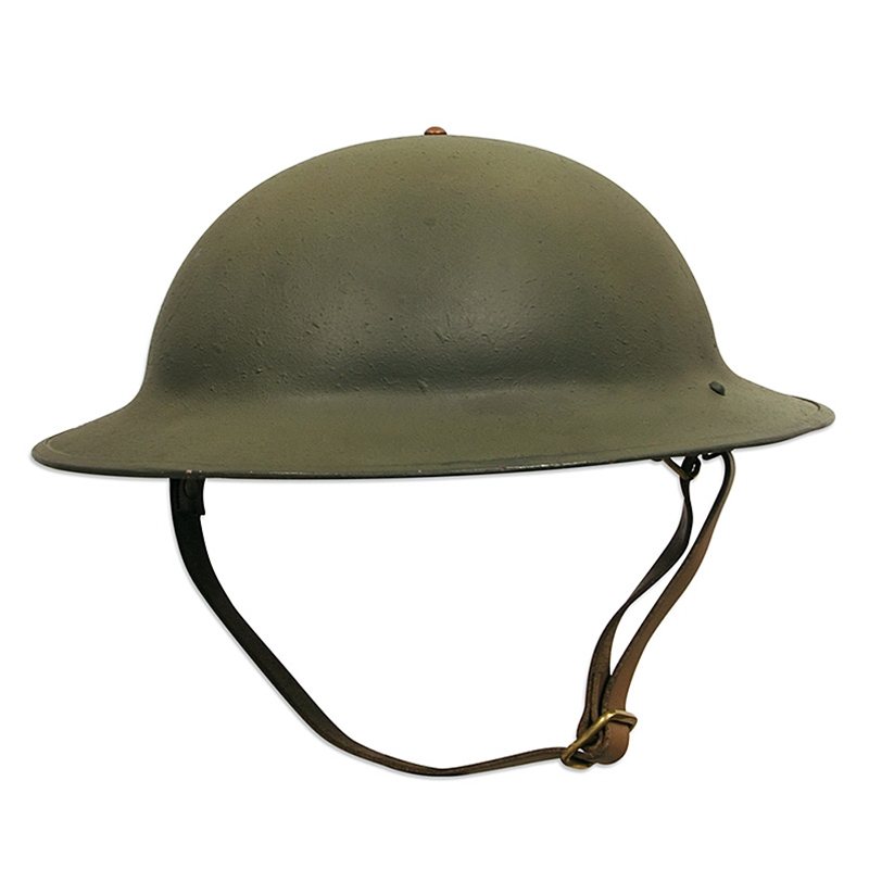 WWII Gear - US M1917 Doughboy Helmet with Liner WWI Reproduction