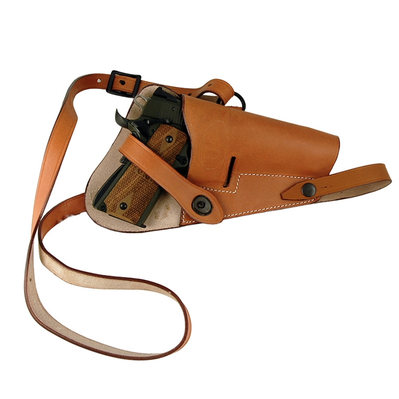WWII Gear - US M3 Leather Shoulder Holster for M1911A1  45