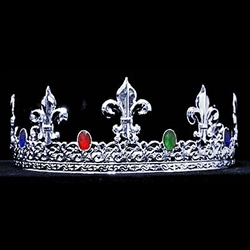 King's Crown  Silver