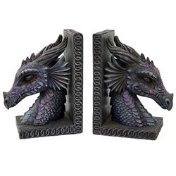 Wwii gear dragon bookend set - Dragon bookend ...