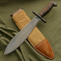 US M-1917 Bolo Knife with Scabbard