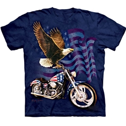 Born to Ride Adult Plus Size T-Shirt 43-1030140
