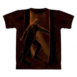 Bigfoot Adult Plus Size T-Shirt 43-1030651