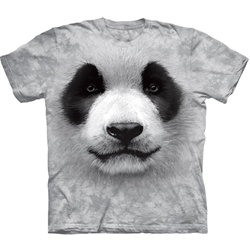 Big Face Panda Adult 3X-Large T-Shirt 43-1035580