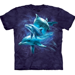 Dolphin Collage Youth's T-Shirt 43-1532840