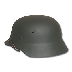 German WWII M40 Helmet Green Reproduction