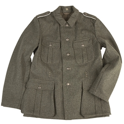 German WWII M40 Tunic Wool