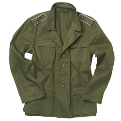 German WWII M40 Tropical Tunic DAK