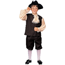 Colonial Boy Costume 100-113317