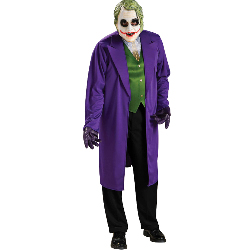 Batman Dark Knight The Joker Adult Costume 100-149815
