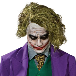 Batman Dark Knight The Joker Adult Wig 100-149847