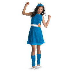 Cookie Monster Child/Tween Costume 100-187275