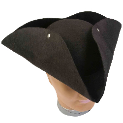 Deluxe Pirate Hat Adult 100-199267