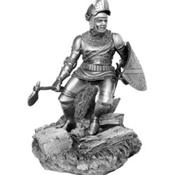 Bertrand Dugesclin Cather Knight Sculpture MEMA082