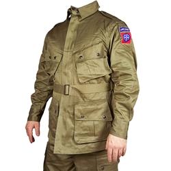 WWII Gear - US WWII Paratrooper Jacket - Non Reinforced