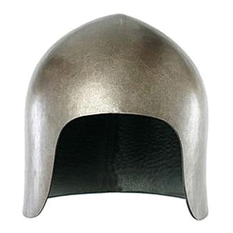 WWII Gear - LARP Plain Bascinet