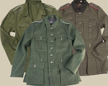 5d3d15d0bbc09 WWII Gear - German Uniforms